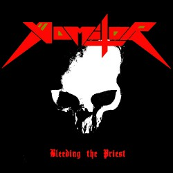 Vomitor - Bleeding The Priest - CD