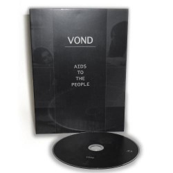 Vond - Aids To The People - CD A5