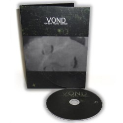 Vond - Green Eyed Demon - CD A5