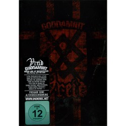 Vreid - Goddamnit - Live at Rockefeller - DVD