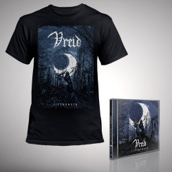 Vreid - Lifehunger - CD + T-shirt bundle (Men)