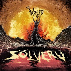 Vreid - Solverv - CD DIGIPAK + PATCH