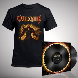 Vulcain - Bundle 4 - LP + T-Shirt bundle (Men)
