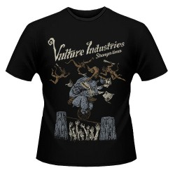 Vulture Industries - Stranger Times - T-shirt