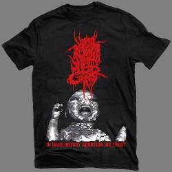 VxPxOxAxAxWxAxMxC - In Involuntary Abortion We Trust - T-shirt (Men)