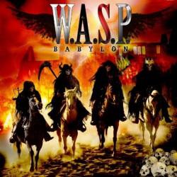 W.A.S.P. - Babylon - LP Gatefold
