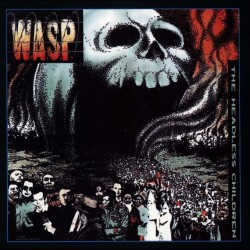 W.A.S.P. - The Headless Children - CD DIGIPAK