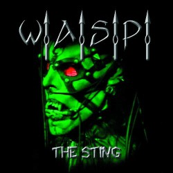 W.A.S.P. - The Sting - DOUBLE LP GATEFOLD COLOURED