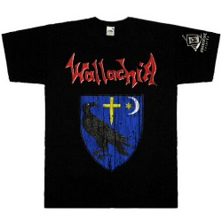Wallachia - 25 Years On The Throne - T-shirt (Men)