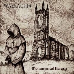 Wallachia - Monumental Heresy - LP