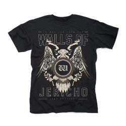 Walls Of Jericho - No One Can Save You From Yourself - T-shirt