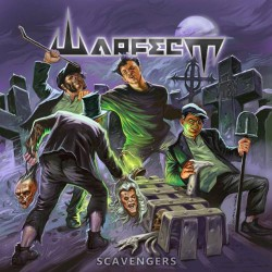 Warfect - Scavengers - CD