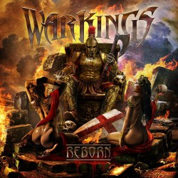 Warkings - Reborn - CD