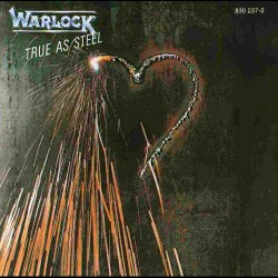 Warlock - True As Steel - CD DIGIPAK