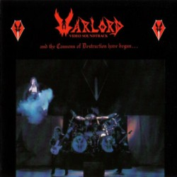 Warlord - And The Cannons Of Destruction Have Begun - 2CD SLIPCASE
