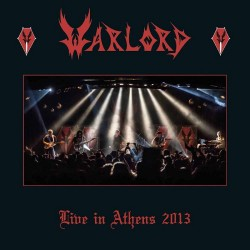 Warlord - Live In Athens 2013 - TRIPLE LP COLOURED