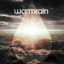 Warmrain - Back Above The Clouds - DOUBLE CD SLIPCASE