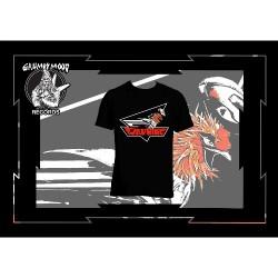 Warning - Métamorphose Black - T-shirt (Men)