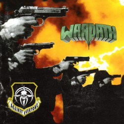 Warpath - Against Everyone - CD