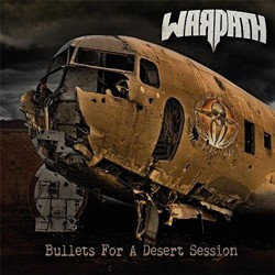Warpath - Bullets For A Desert Session - CD DIGIPAK