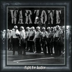 Warzone - Fight for Justice - LP + download card