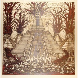 Watain - All That May Bleed - Serigraphy