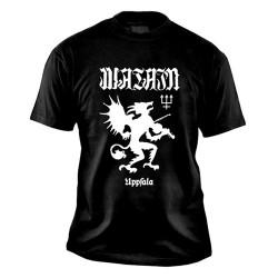 Watain - Black/White Devil - T-shirt (Men)