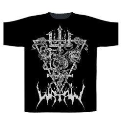 Watain - Snakes and Wolves - T-shirt (Men)