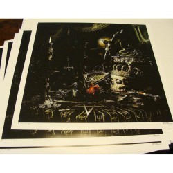 Watain - The Wild Hunt - Giclée