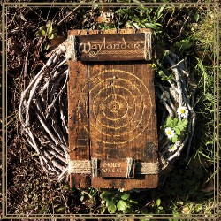 Waylander - Eriu's Wheel - CD SLIPCASE