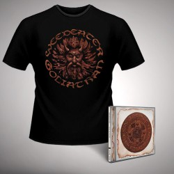 Weedeater - Goliathan - CD + T-shirt bundle (Men)