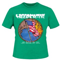 Weedeater - Justice Green - T-shirt (Men)