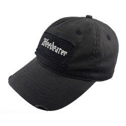 Weedeater - Logo - DISTRESSED CAP