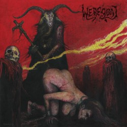Weregoat - Slave Bitch Of The Black Ram Master - LP