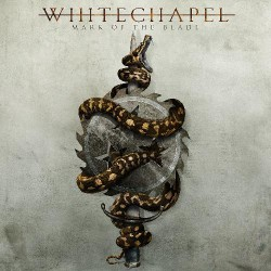 Whitechapel - Mark Of The Blade - CD DIGIPAK