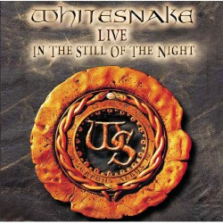 Whitesnake - Live - In The Still Of The Night - DVD + CD