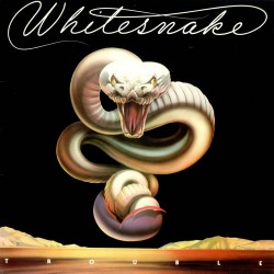 Whitesnake - Trouble - CD