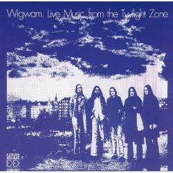Wigwam - Live Music From The Twilight Zone - DOUBLE LP Gatefold