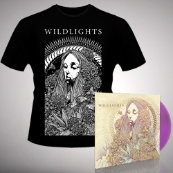 Wildlights - Wildlights - LP gatefold + T-shirt bundle (Men)