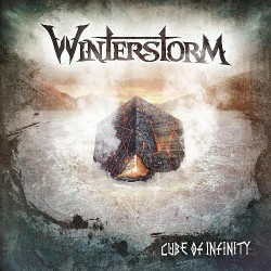 Winterstorm - Cube Of Infinity - CD DIGIPAK