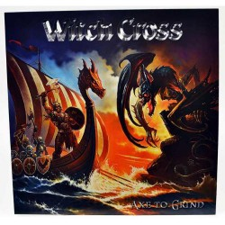 Witch Cross - Axe To Grind - CD