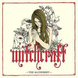 Witchcraft - The Alchemist - LP Gatefold