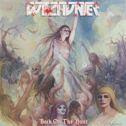 Witchunter - Back On The Hunt - CD