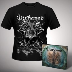 Withered - Bundle 1 - CD DIGIPAK + T-shirt bundle