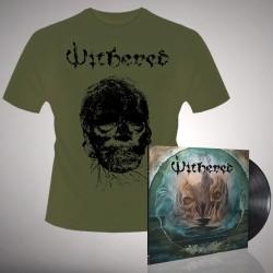 Withered - Bundle 4 - LP gatefold + T-shirt bundle