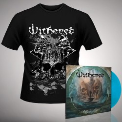Withered - Bundle 5 - LP gatefold coloured + T-shirt bundle (Men)