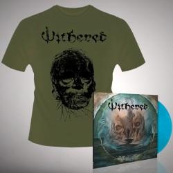 Withered - Bundle 6 - LP gatefold coloured + T-shirt bundle (Men)