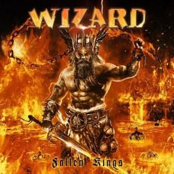 Wizard - Fallen Kings - CD