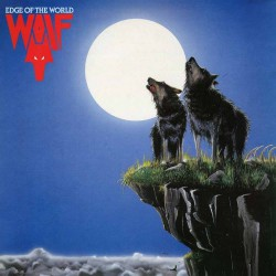 Wolf - Edge Of The World - CD SLIPCASE