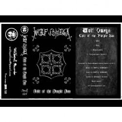Wolf Omega - Cult Of The Purple Sun - CASSETTE